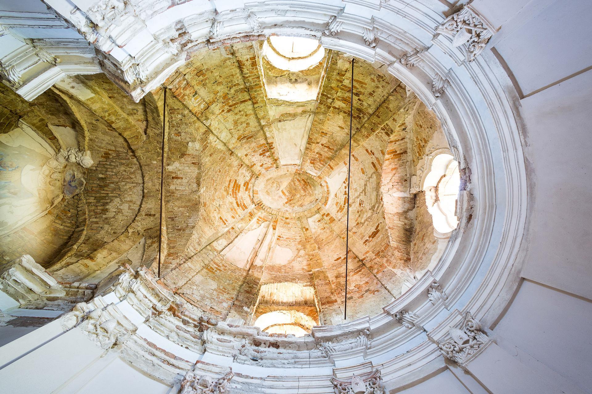 CASTAGNITO - Chiesa di San Bernardo di Chiaravalle