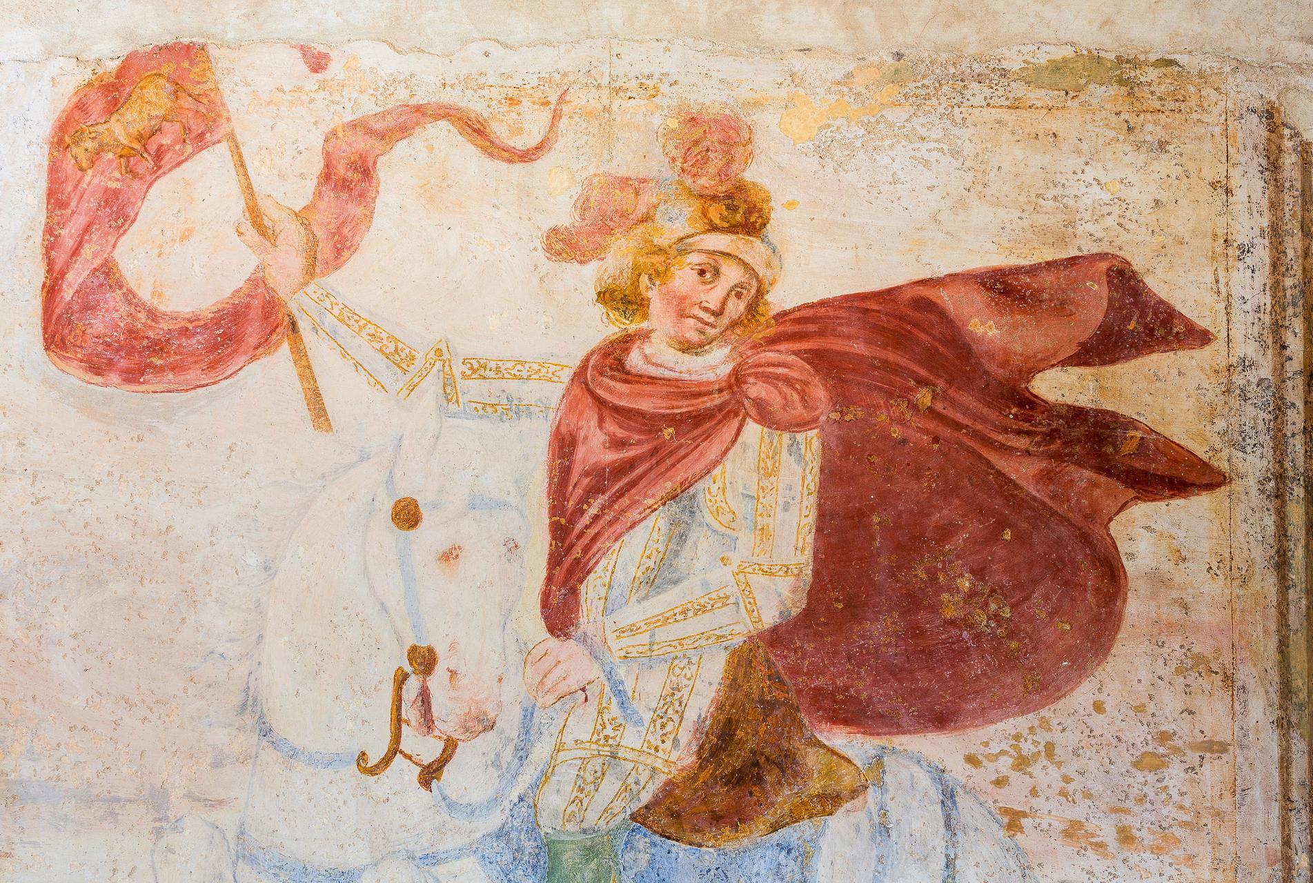 CASTELLINALDO D'ALBA - Cappella di San Servasio