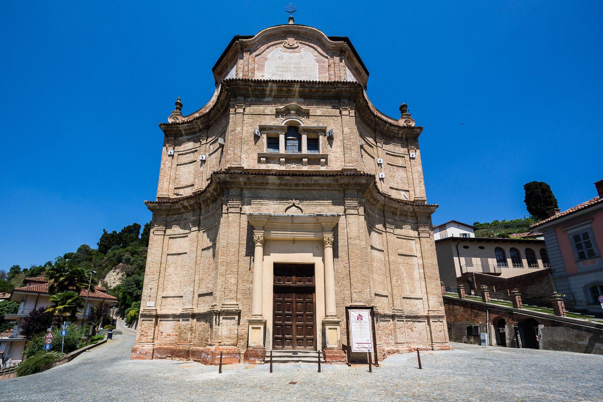 GUARENE - Chiesa della Santissima Annunziata