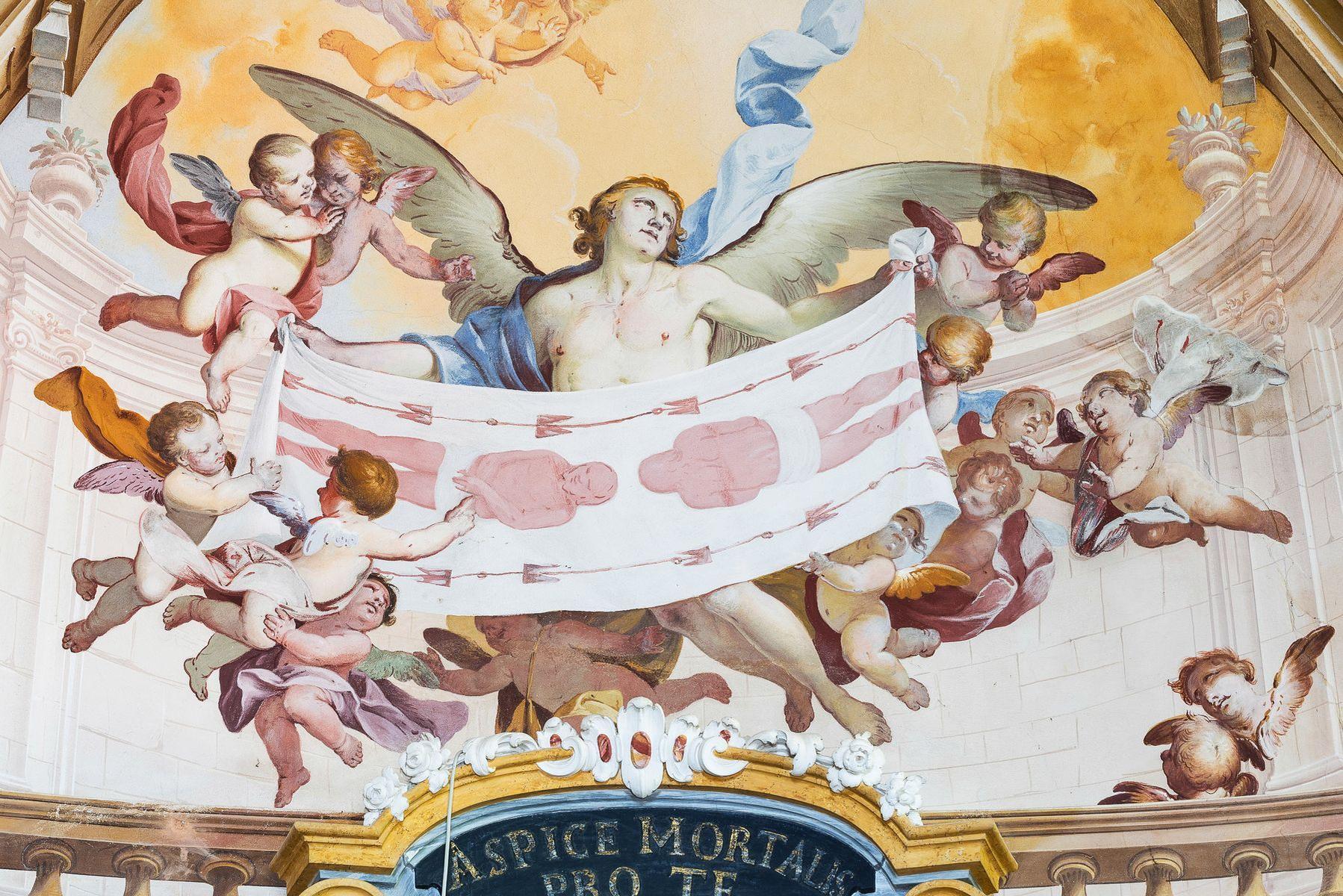 MAGLIANO ALFIERI - Cappella gentilizia del SS. Crocifisso