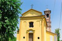SANTO STEFANO ROERO - Chiesetta di San Michele di Santo Stefano Roero